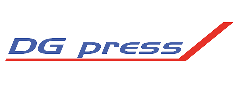 dg press logo