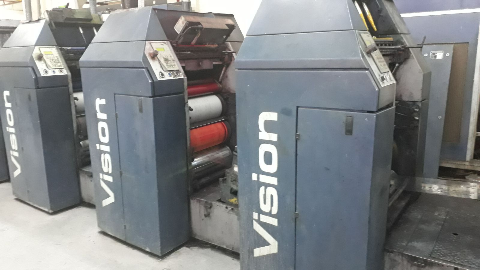 Vision 520 for sale
