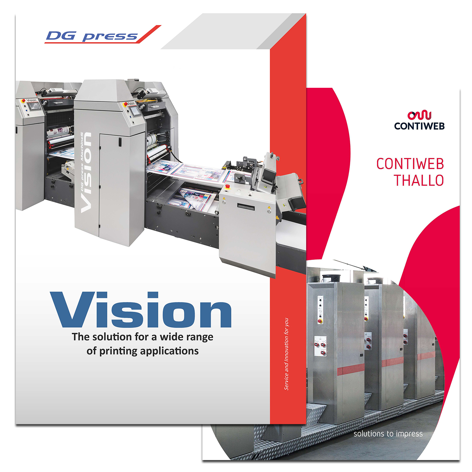 Vision Thallo commercial printing