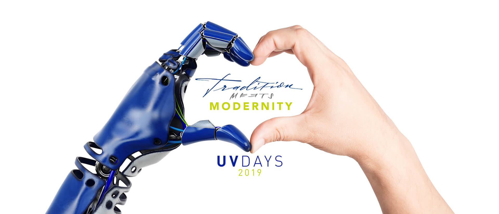 Visit DG press at the UV Days 2019