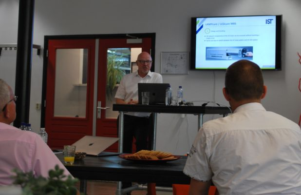 Presentation IST Metz - Vision Open House