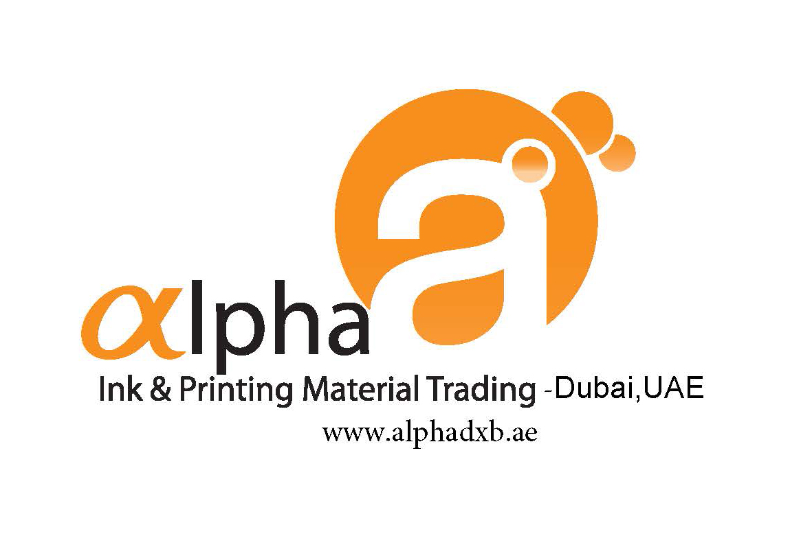 Alpha Ink & Printing Material Trading new agent for DG press