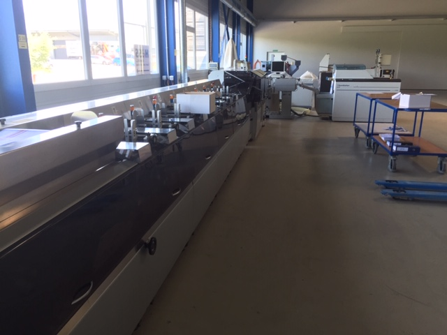 Hunkeler Inserting Equipment