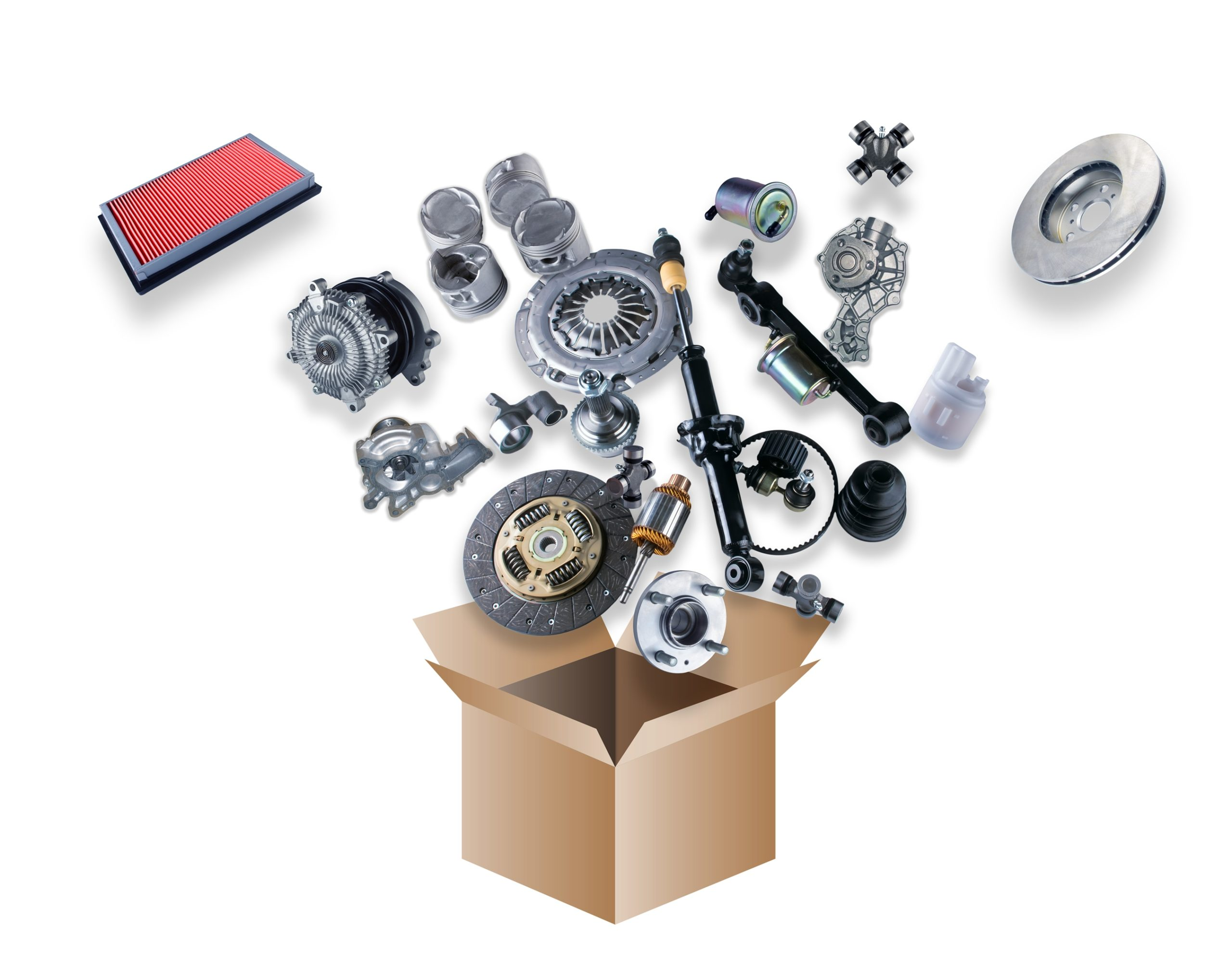 Spare parts emergency package
